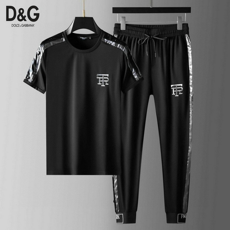 Wholesale Cheap Dg Short Sleeve Tracksuits  for Sale